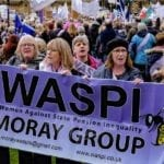Douglas Ross votes with the SNP in Westminster debate on WASPI