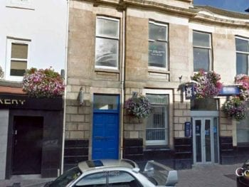 Permalink to: Dismay as Moray loses another town centre bank