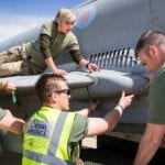 Moray Typhoons engaged in 'Historic' combat exercise