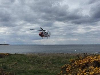 Permalink to: Coastguard and rescue services busy but thankful day