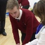 Moray pupils learn life saving techniques in memory of Keiran