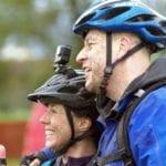 Mud-splattered but happy C2C racers raise over £10k