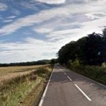Appeal after cyclist left seriously injured on A96
