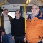 Welcome for new community-led weekend bus link