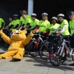 Moray school group get on their bikes for Keiran's Legacy