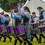 Invitation for Forres businesses to meet the Piping challenge