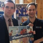 Parliamentary boost for Boys' Brigade fitness campaign