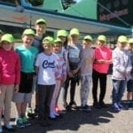 Kids from Belarus look to the stars at Sci-Tech centre