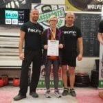 Moray club lift a host of 'Kettlebell' medals in Harrogate