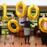 Cancer support charity celebrates £100,000 funding boost
