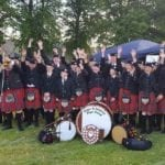 Inveraray take the big Euro title – but Elgin band take the glory!