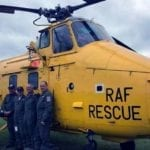 Whirlwind move could see second SAR legend in Moray