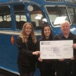 Buckie firm celebrate 75 years with £5000 boost