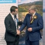 Ross takes Moray seat for Scottish Conservatives
