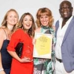 Moray salon takes award as one of best in Britain