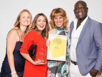 Permalink to: Moray salon takes award as one of best in Britain