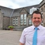 School retains the 'old boy' feel as former pupil takes charge