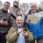 New app brings sights of Piping host town to life