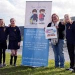Child fundraisers are determined to ease a family burden
