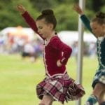 Highland Games come alive for the 89th year in Forres