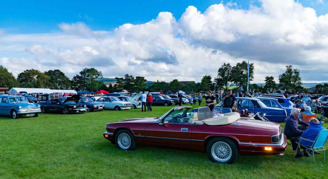 Open invitation to roll up classic cars to annual Buckie event ...