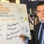 Ross gets behind Moray's contribution to UK Food and Drink