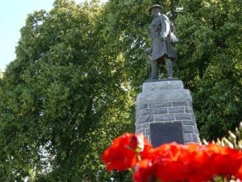 Permalink to: Almost 95% say NO to moving the Forres Remembrance Parade