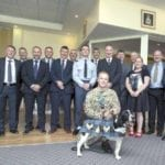 Courage and dogged determination leads to promotion for Sgt Dee
