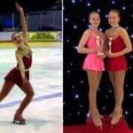 Moray skaters once again excel on the national circuit