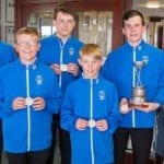 Moray's young golfers prove better than par for the Nairn course