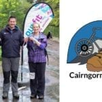 Gruelling stamina test to return from Cairgorm to Coast