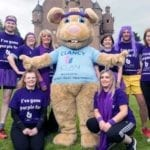Cancer charity seeking out purple-clad warriors to Castle gathering