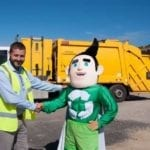 Environman becomes latest weapon in fight against waste