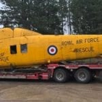 Kinloss attraction celebrates another classic SAR addition