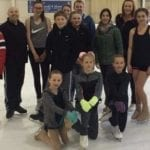 Summer on ice for new and old Moray ice skaters