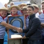 Intrepid Raft Racers get the Lossiemouth show back on the road