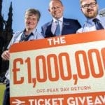 ScotRail say thank you – with a £1m free return ticket offer