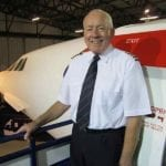Supersonic pioneer to deliver his memories at Moray aviation centre