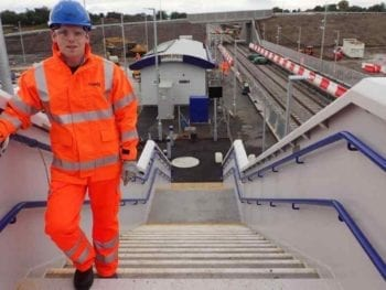 Permalink to: New Forres station hailed as a vital cog in Moray's growth