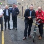 Sustrans chief hears community hopes for more Moray Cycle routes