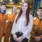 Moray firm first in north to take on Graduate level apprentice