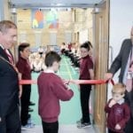 Buckie primary school welcomes new £4.6m extension