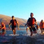 Moray pupils enjoy the outdoor life on Chivas expedition