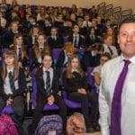 Long wait is over as Elgin High pupils move in to new school