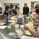 Junior Bake-Off for Moray youngsters get under way