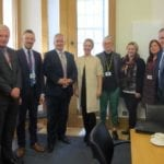'Invaluable' Holyrood meeting discusses rip-off delivery charges