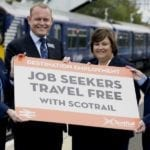 Jobseeker boost as ScotRail offer free tickets for interviews and work