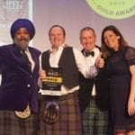Super September for Moray brewery who clinch three awards