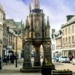 Forres High Street is crowned as most beautiful in Scotland