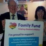 Family Fund continue to support through 'Take a Break' grants